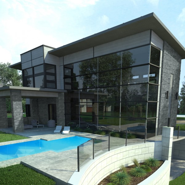 Contemporaine – Sainte-Anne-Des-Lacs